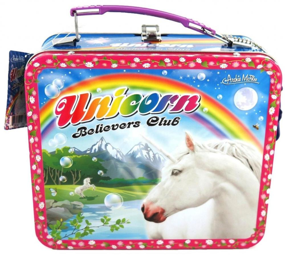 Archie McPhee Unicorn Lunch Boxes