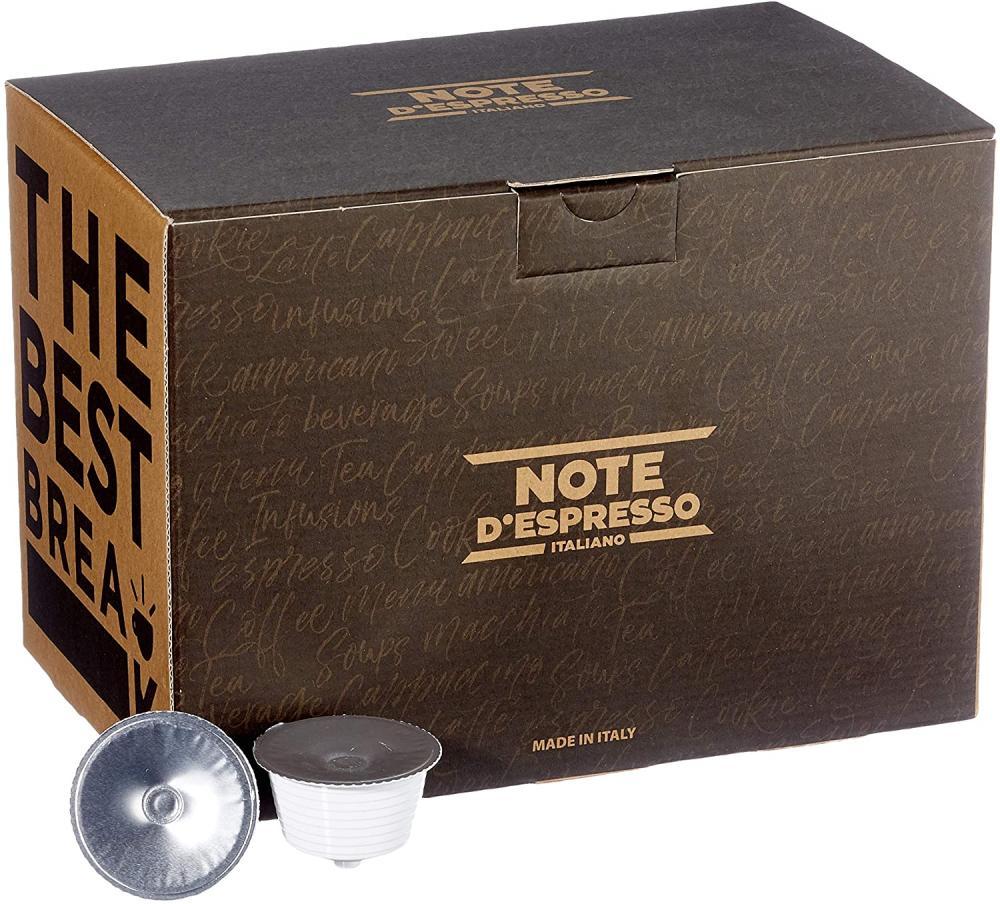 Note dEspresso Italiano Coffee Capsules Mushrooms Aroma 420 g