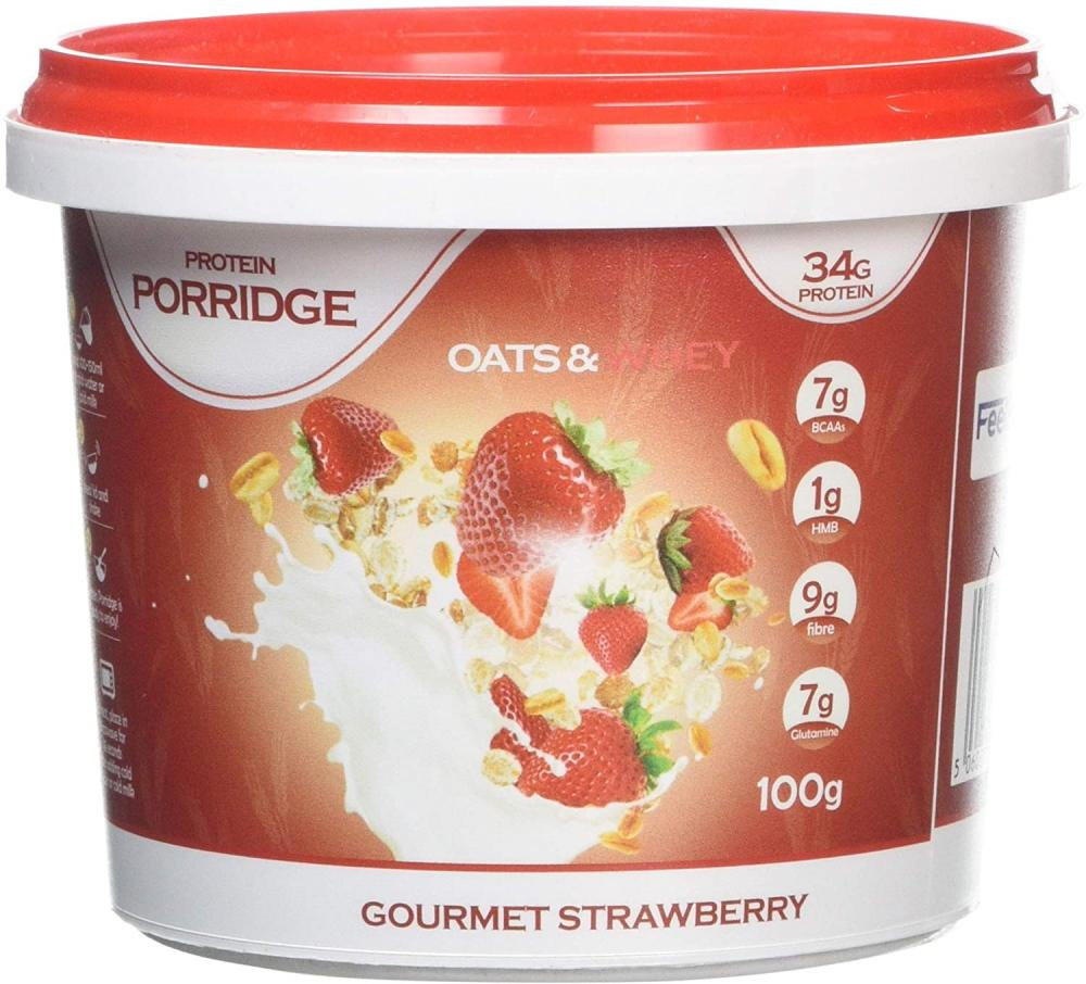 Feel Free Nutrition Oats And Strawberry 100g