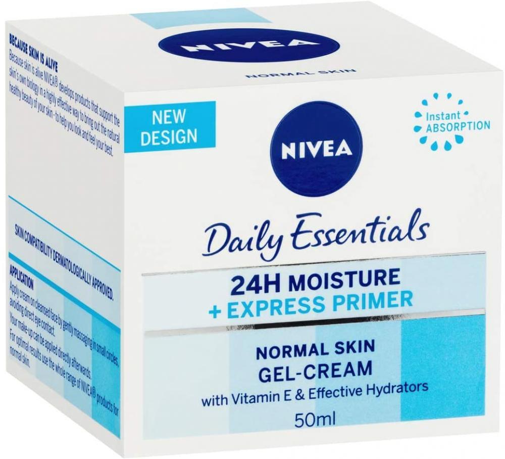 Nivea Daily Essentials Express Hydration Primer Normal Skin 50 ml