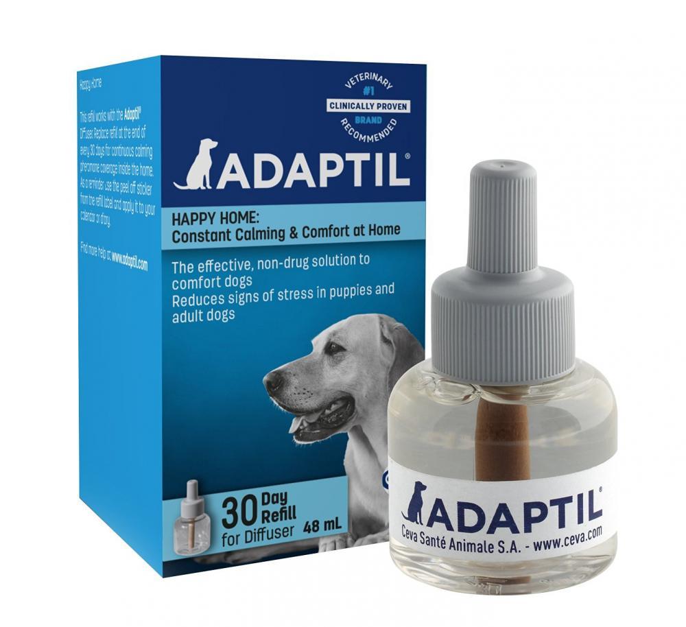 Adaptil Diffuser Refill Dog Appeasing Pheromone 48ml