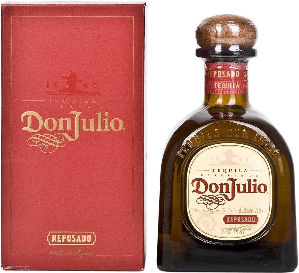 Don Julio Reposado Tequila 700ml Damaged Box