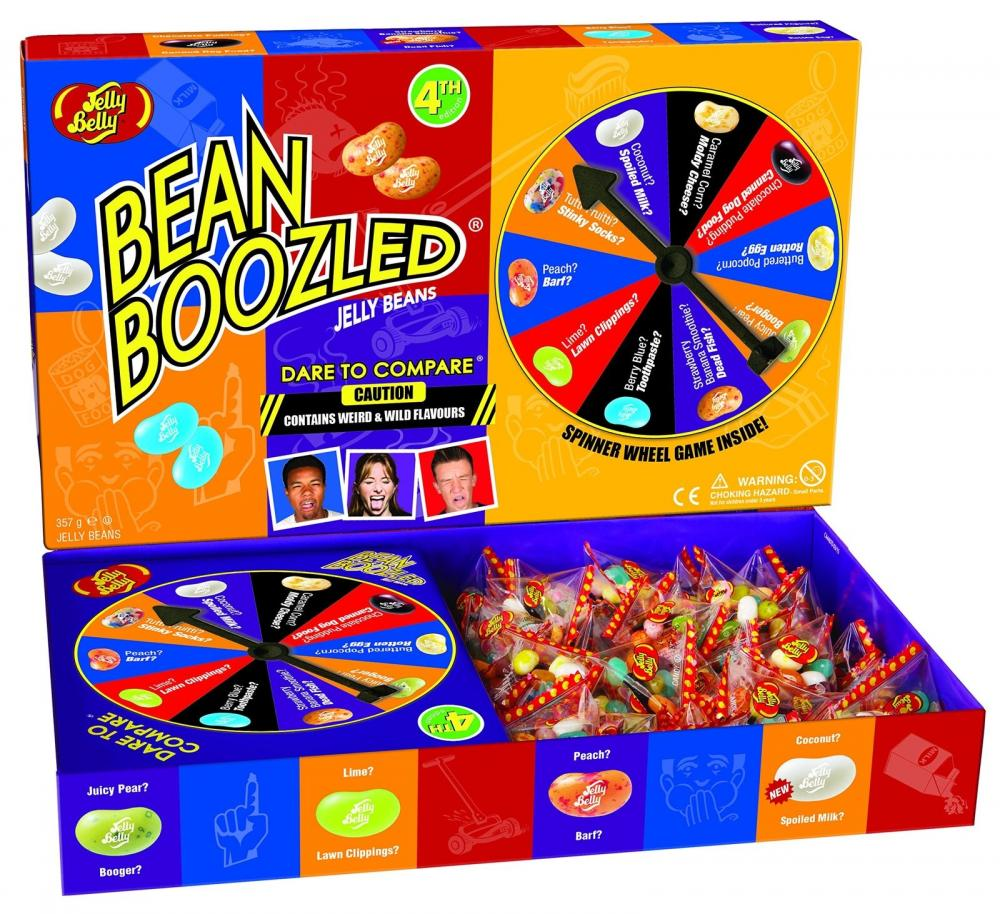 Jelly Belly Bean Boozled Jumbo 357g