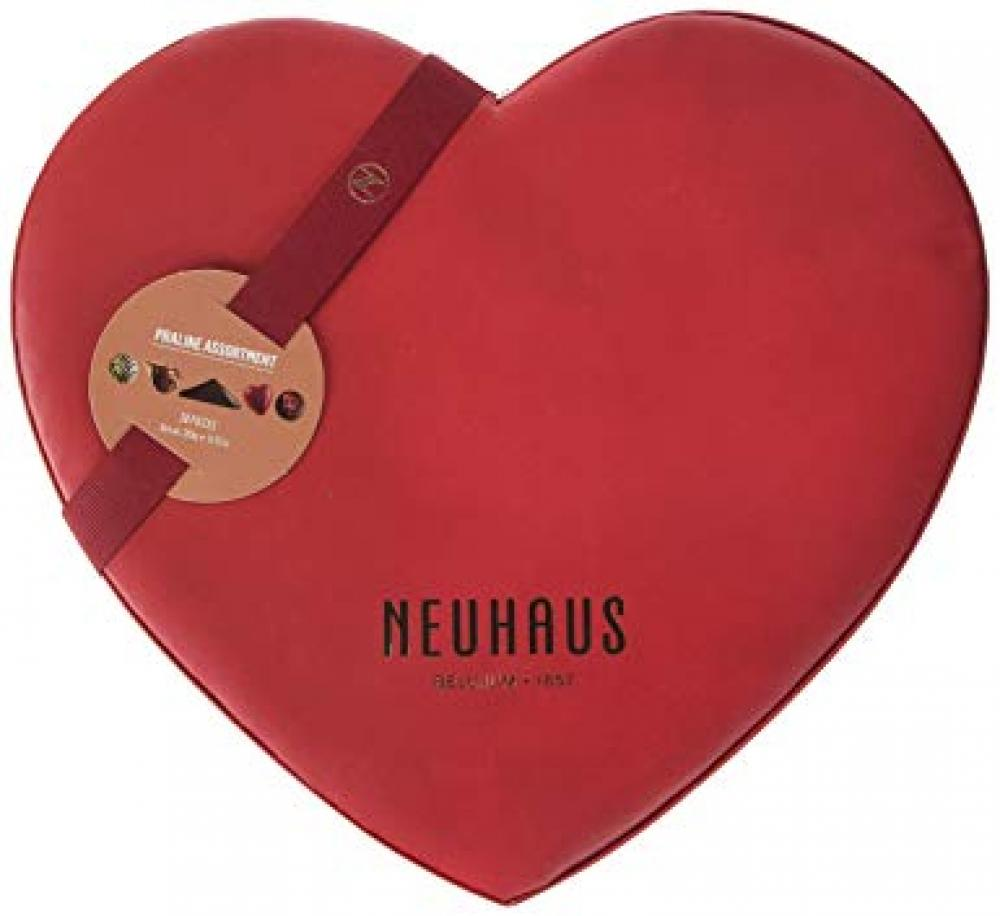 Neuhaus Heart Box Praline Assortment 383g