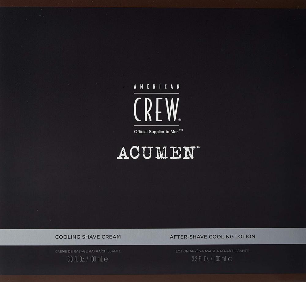 American Crew Acumen Grooming Duo 2 x 100 ml