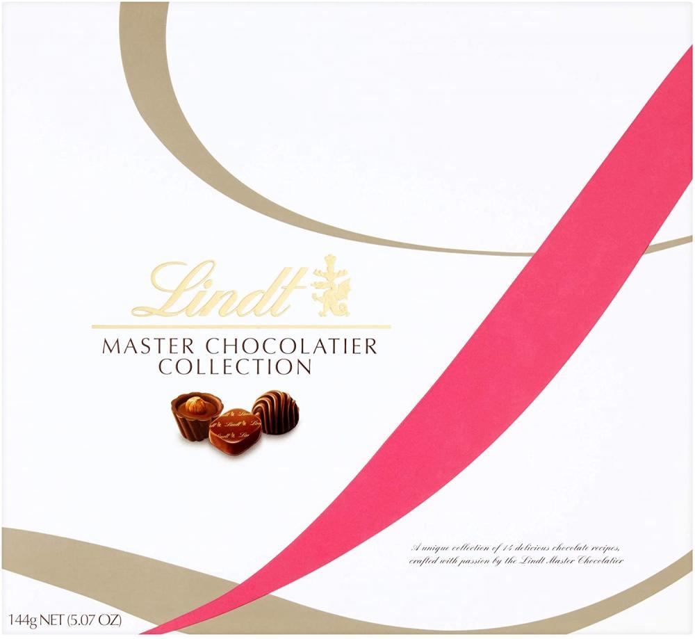 Lindt Master Chocolatier Collection 144g