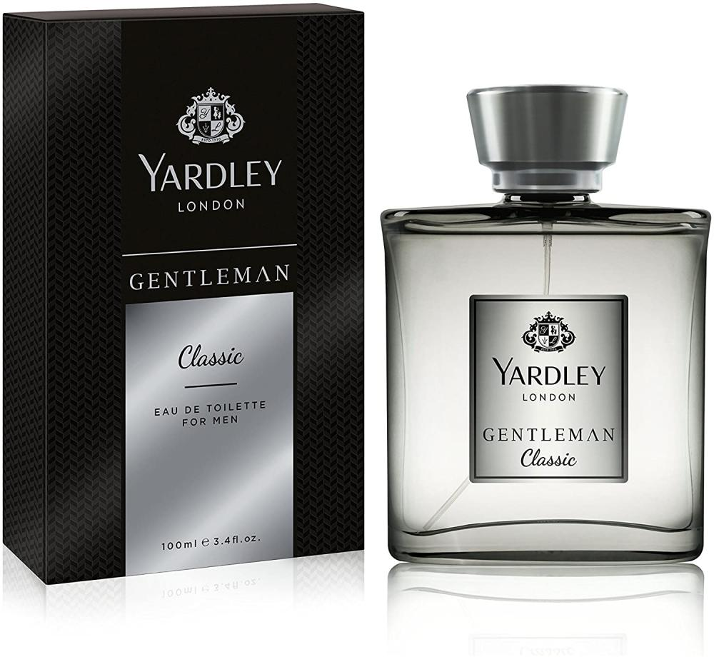Yardley Of London Gentleman Classic Eau De Parfum For Men 100 ml