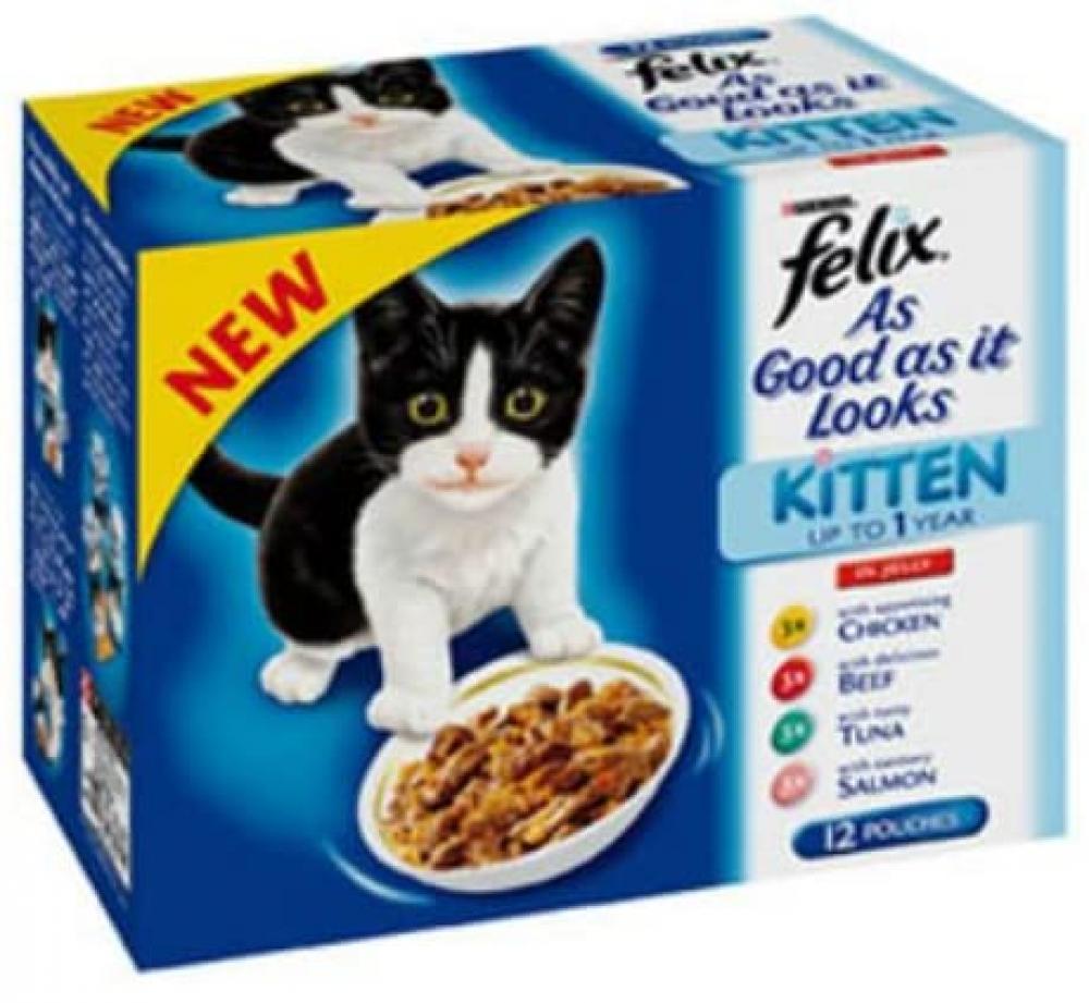 Purina Felix As Good As It Looks Cat Food 100 g LUCKY DIP
