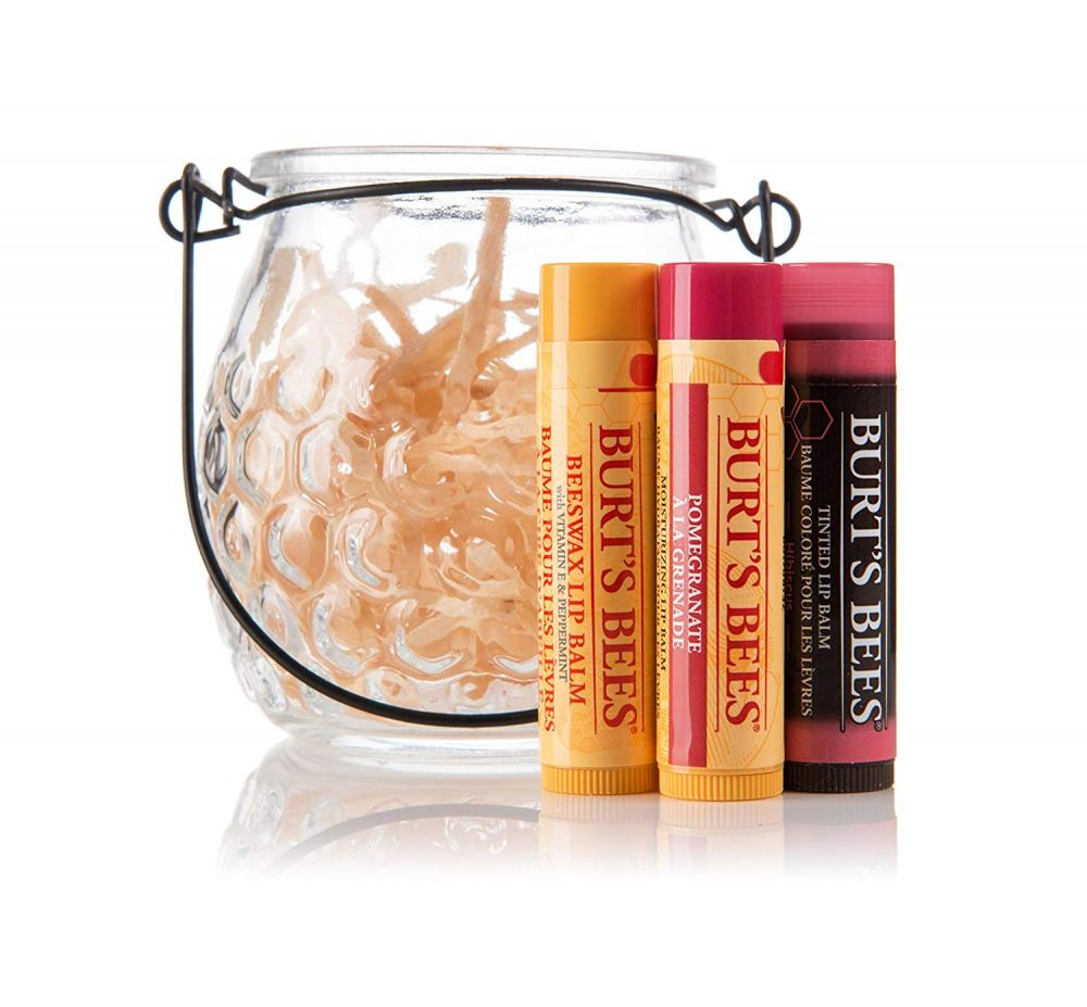 Burts Bees Treat Pot