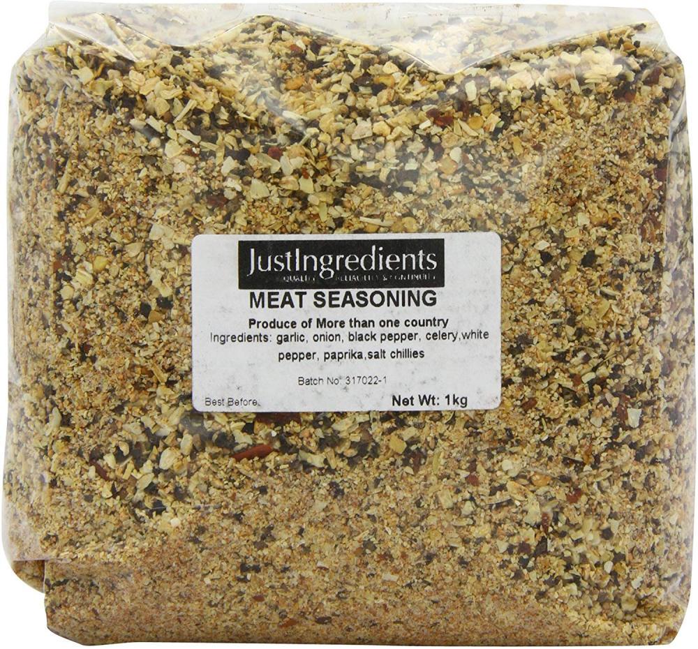 JustIngredients Essentials Meat Seasoning 1kg