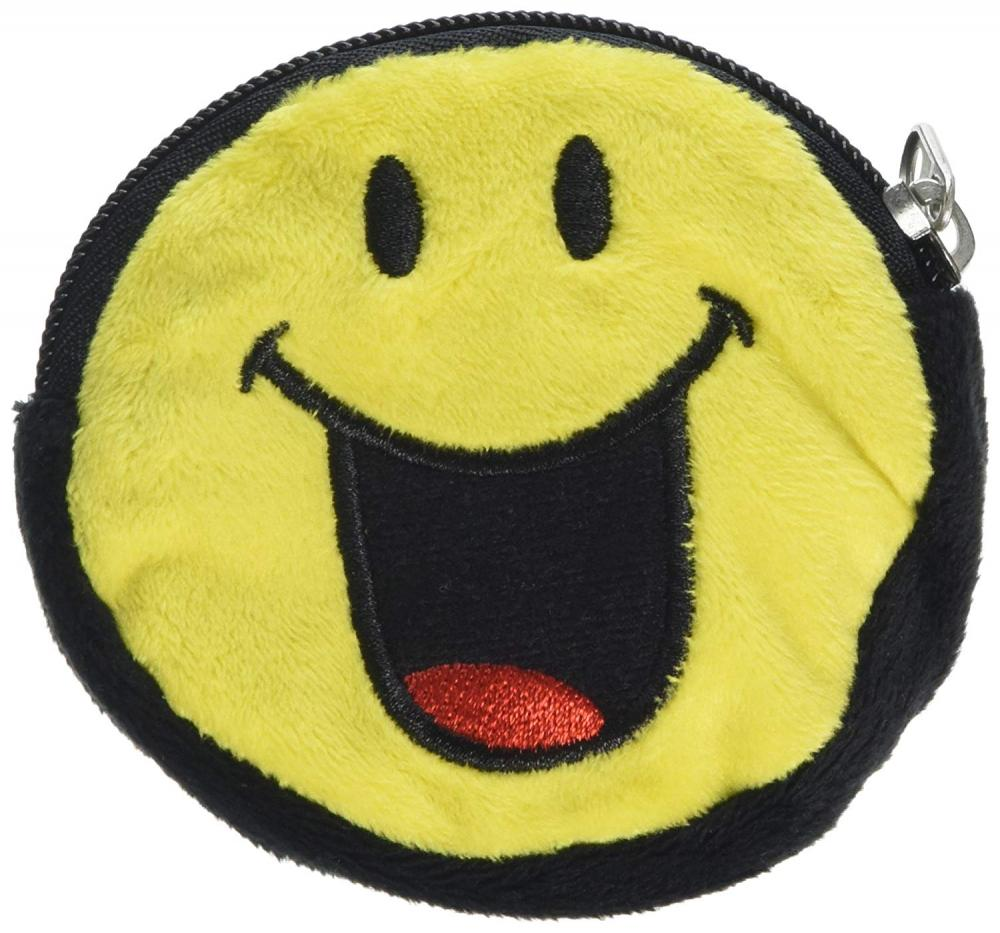 Gunthart Smiley Plush Pouch Filled with Fine Pralines 36g