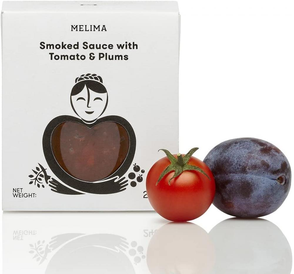 SALE  Melima Smoked Sauce with Tomato and Plums 240g