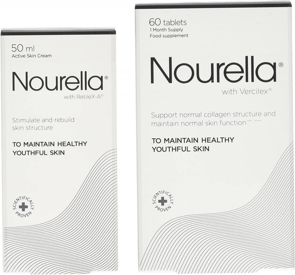 Nourella Cream with Free Tablets 50ml 60 Tablets