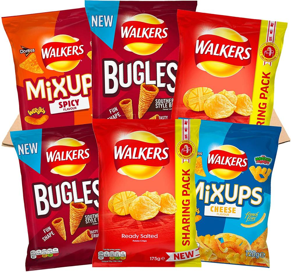 Walkers Family Sharing Bundle