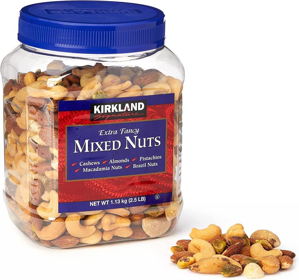 Kirkland Signature Extra Fancy Mixed Nuts 1.13kg