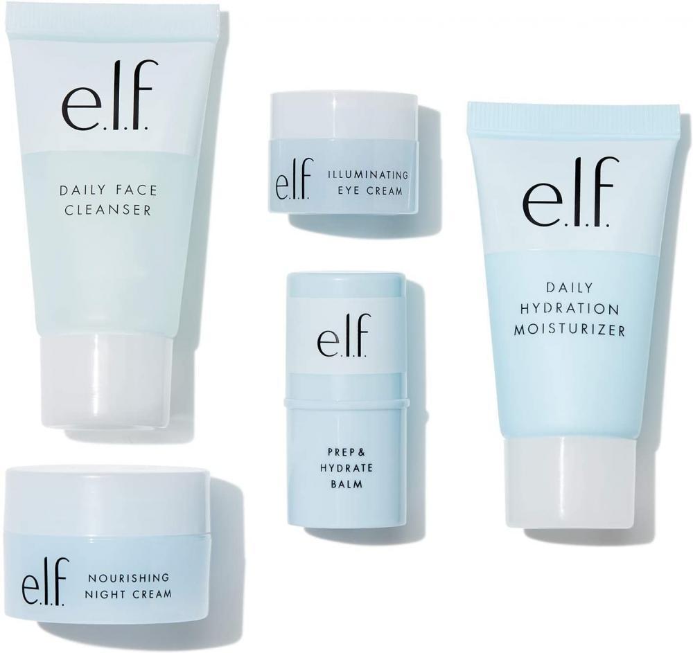 e.l.f Jet Set Hydration Kit