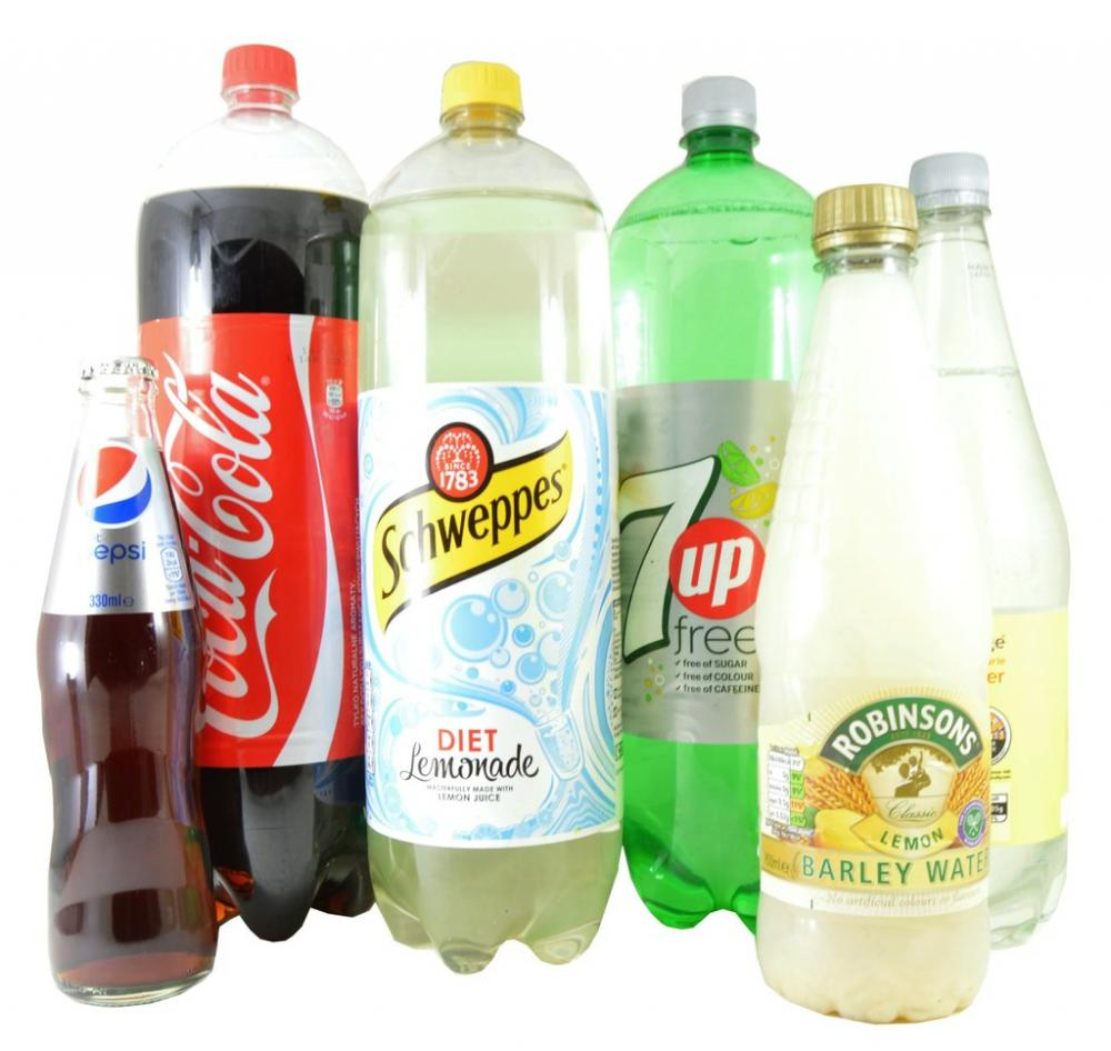 Approved Food Large Assorted Drinks Selection