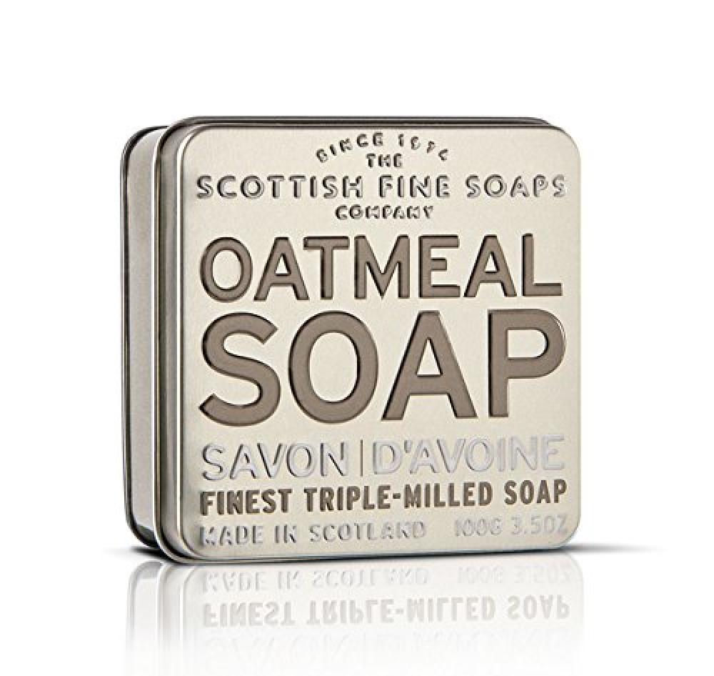 The Scottish Fine Soaps Company Oatmeal Soap 100g
