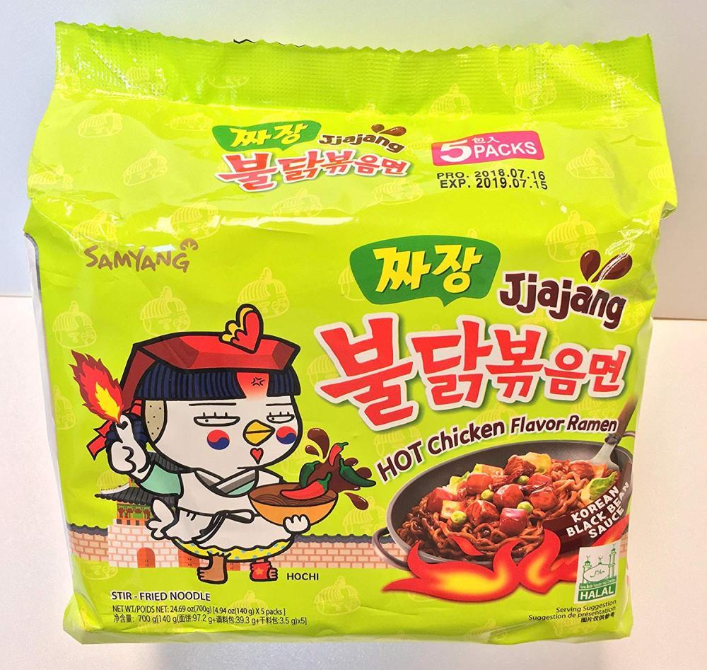Samyang Hot Chicken Flavor Ramen 140 g