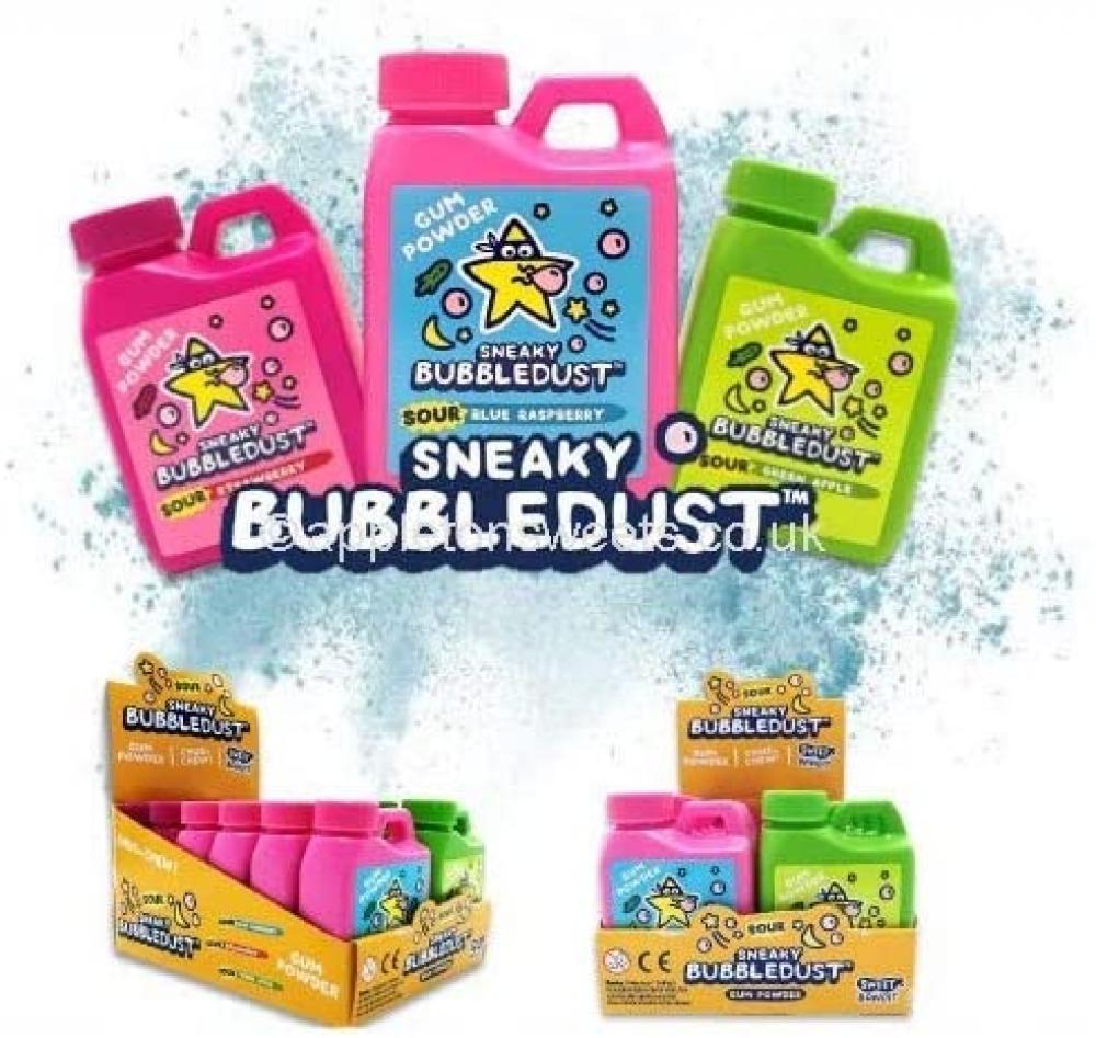 Sweet Bandit Sneaky Bubbledust LUCKY DIP 50g