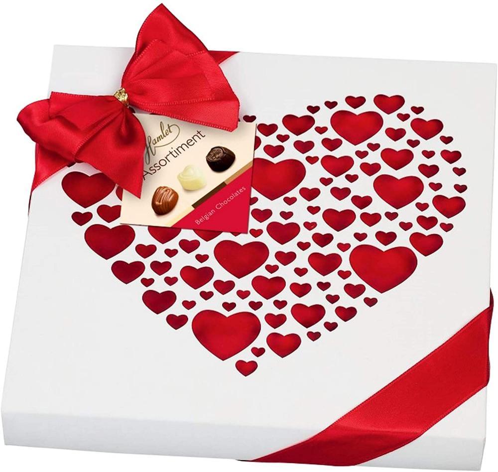 Hamlet Chocolate Red Heart Gift Box 250g