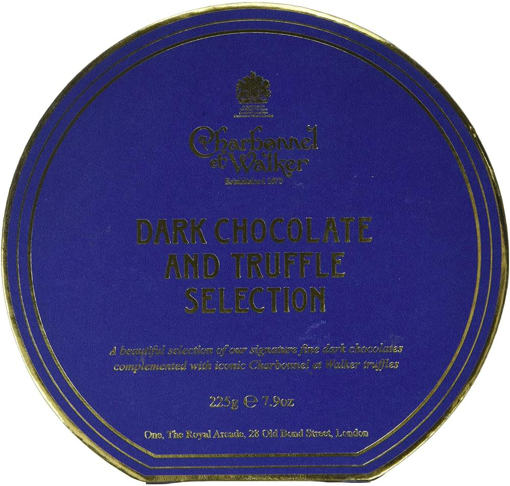 Charbonnel Et Walker Dark Chocolate and Truffle Selection 225 g