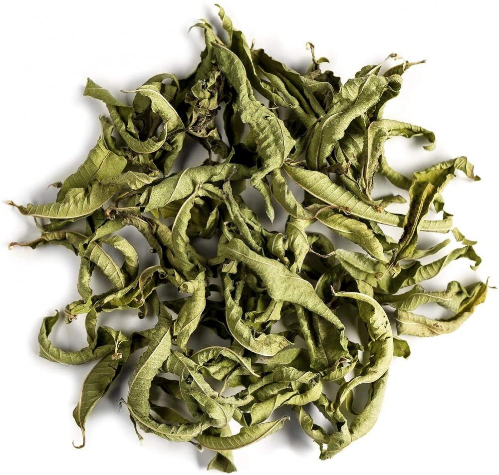 Valley of Tea Lemon Verbena Organic Herbal Tea 100g