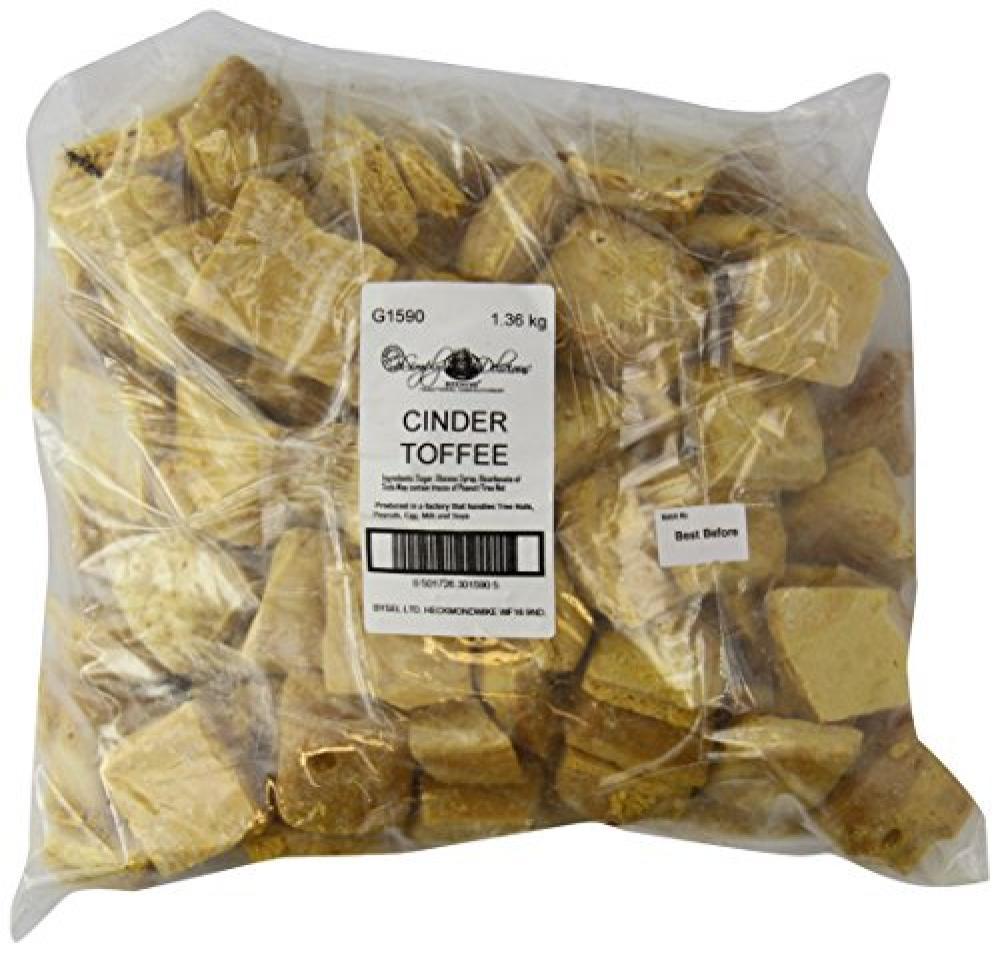 Bysel Cinder Toffee 1.36 Kg