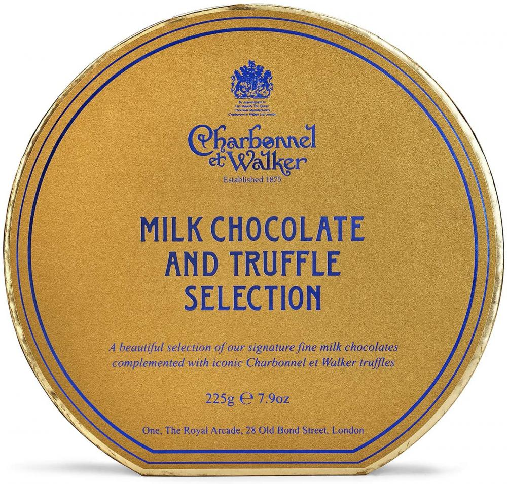 Charbonnel Et Walker Milk Chocolate and Truffle Selection 225 g