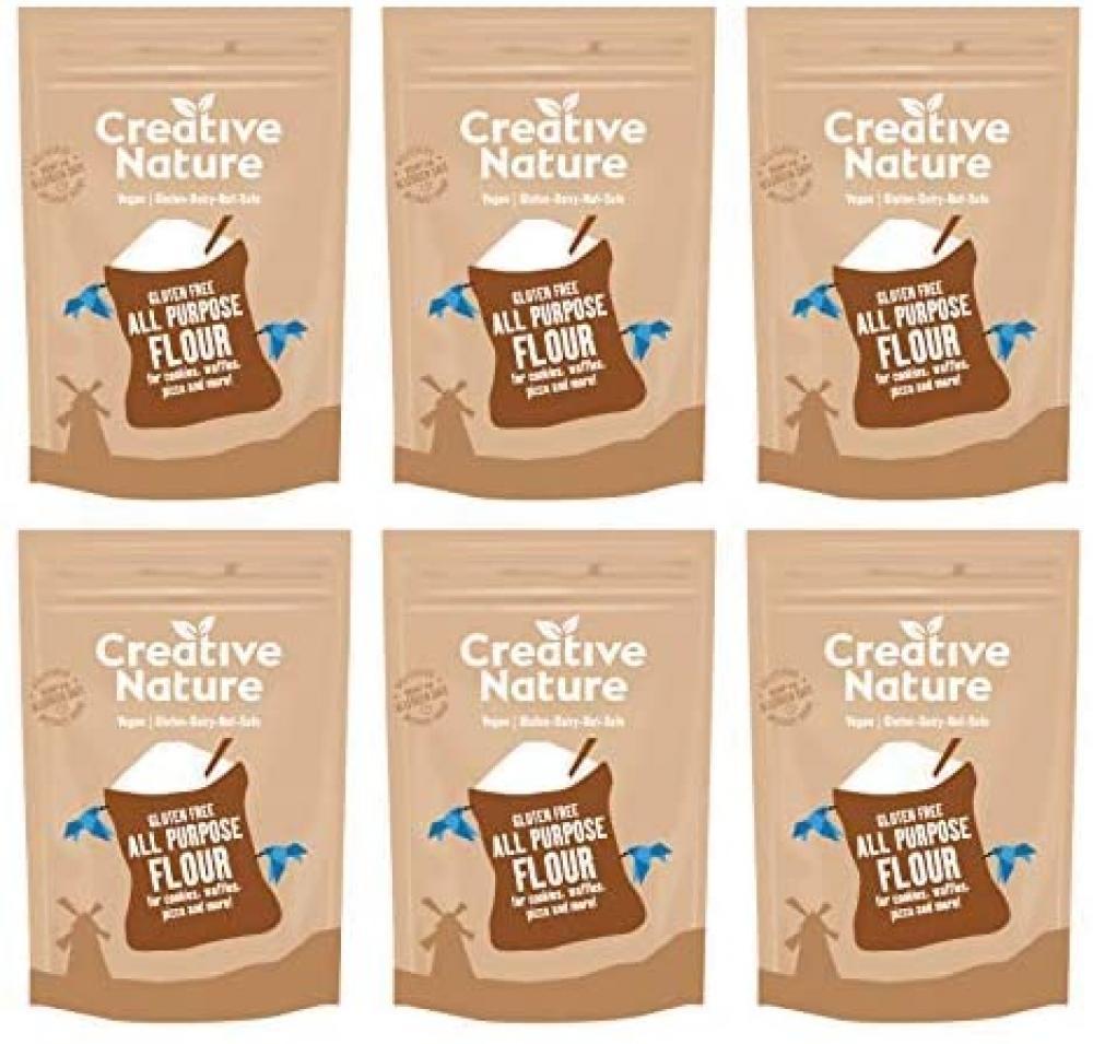 Creative Nature Vegan and Gluten Free All Purpose Flour Mix 500g