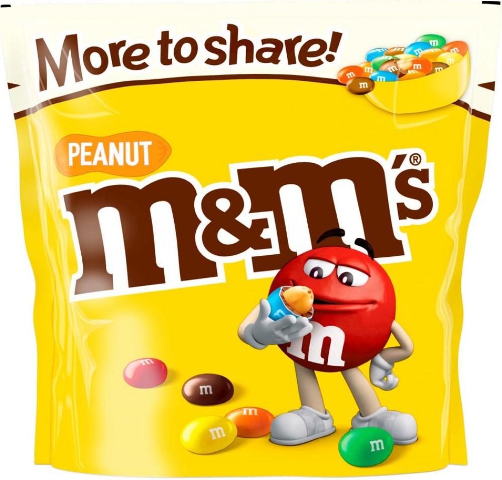 M and Ms Peanut 268g