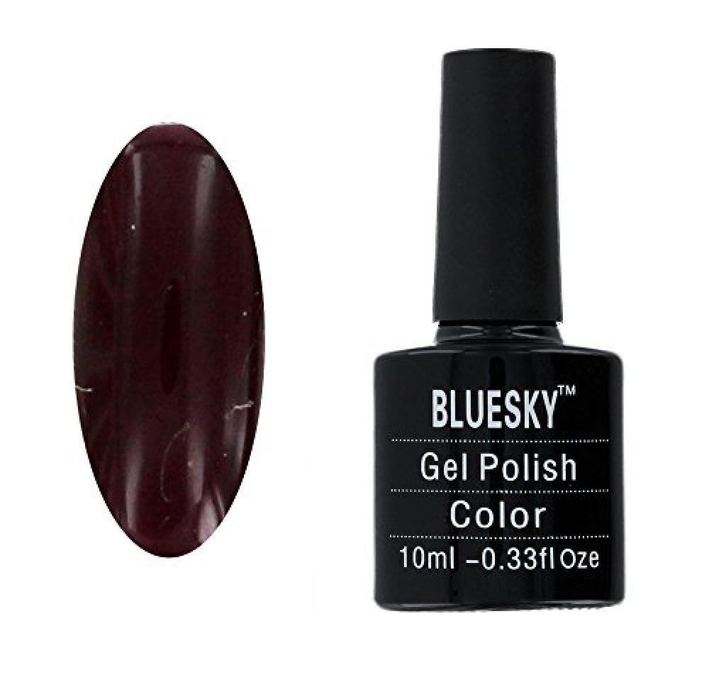 Bluesky Gel Nail Polish Dark Lava 10 ml