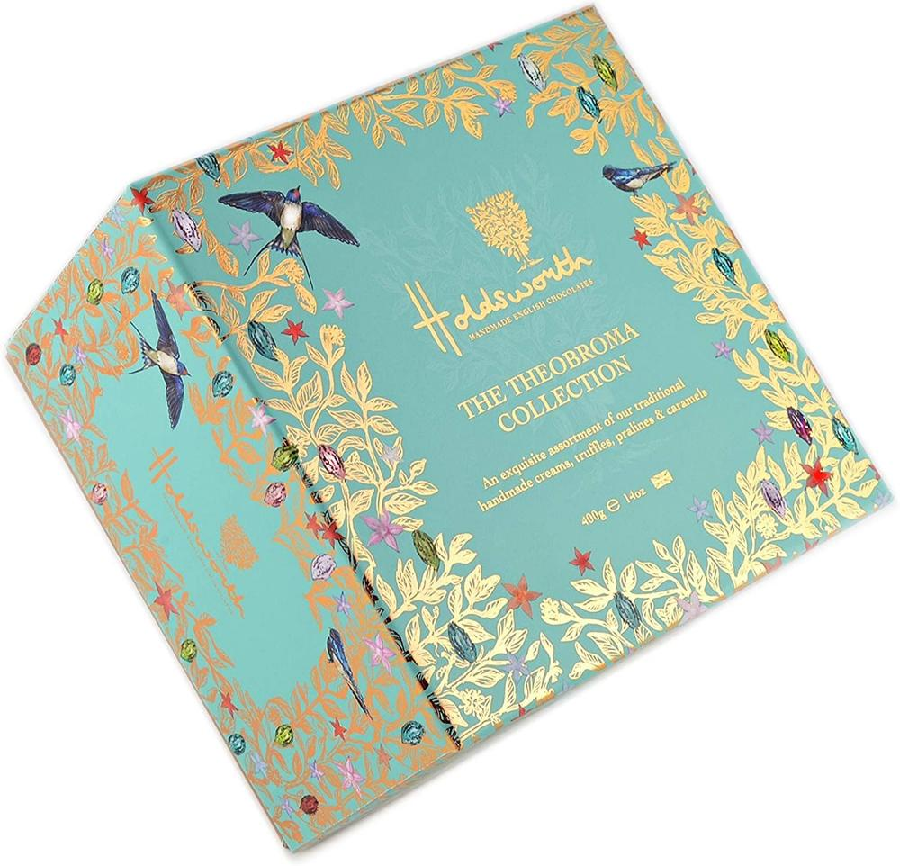 Holdsworth Chocolates The Theobroma Collection 400 g