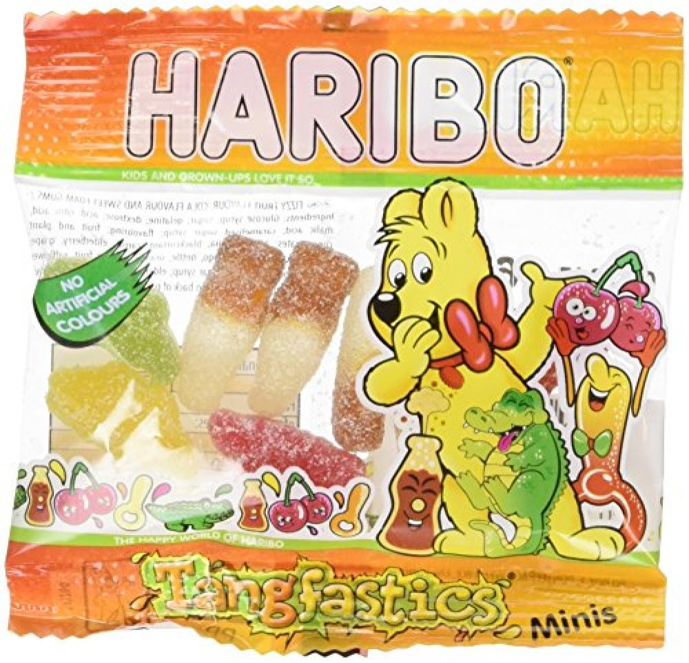 Haribo Tangfastics Minis 16g