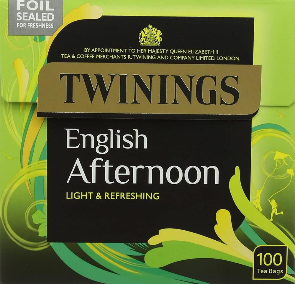 Twinings English Afternoon Teabags 100 teabags