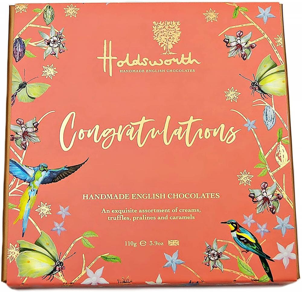 Holdsworth Chocolates Congratulations 110 g