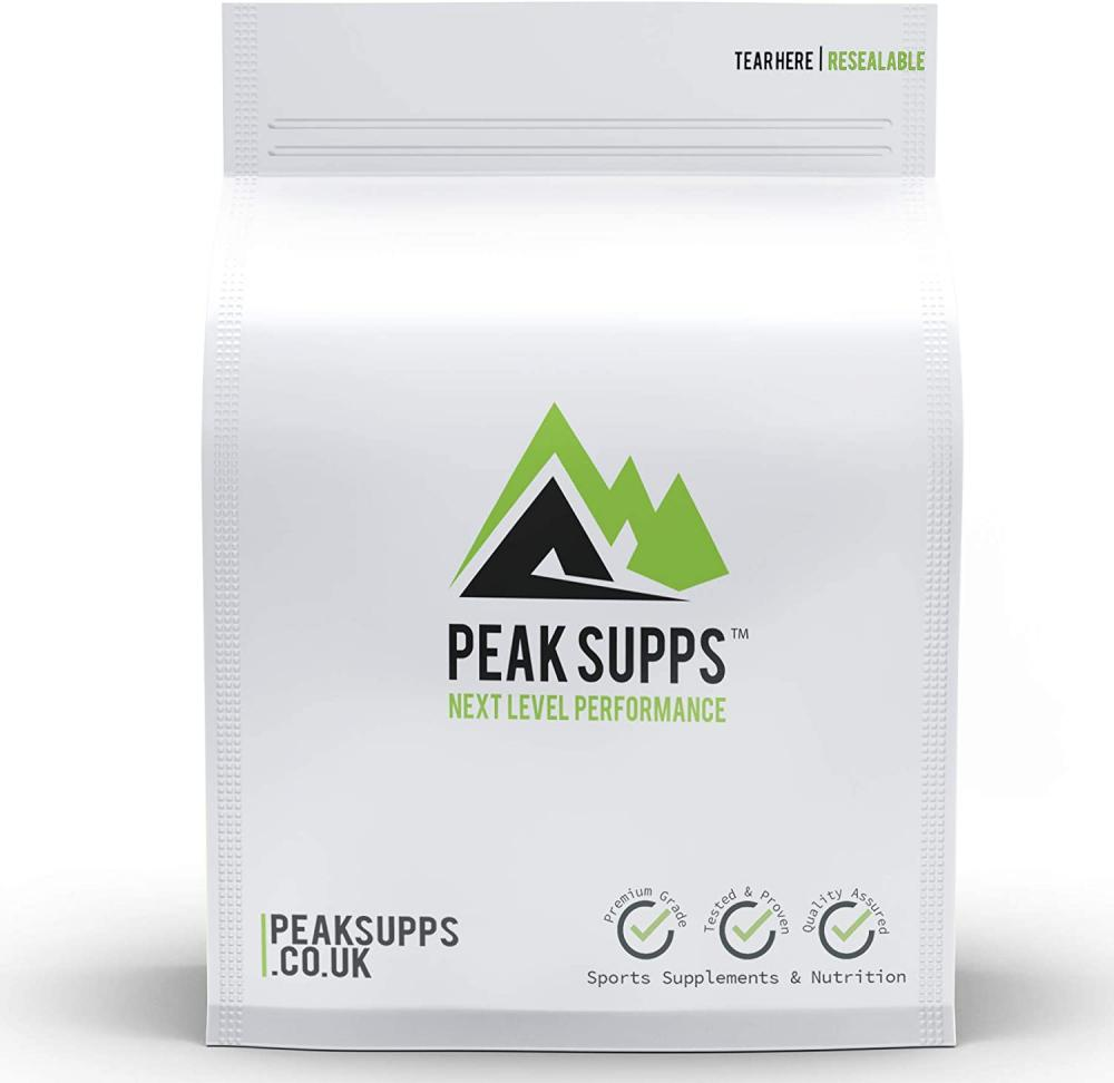 Peak Supps Inulin Powder High Grade Prebiotic Fibre FOS 500g