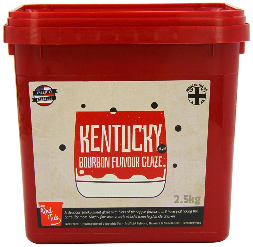 MRC Red Tub Aromatic Thai Glaze Red Tub 2.5 kg