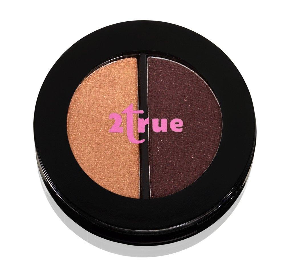 2True Colour Duo Eyeshadown No.11