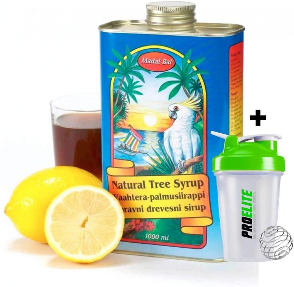 Madal Bal Natural Tree Syrup Tin 500 ml