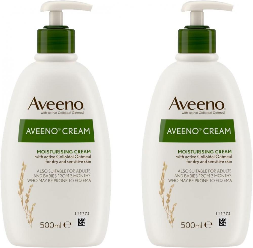 Aveeno Moisturising Cream Daily Care 500ml