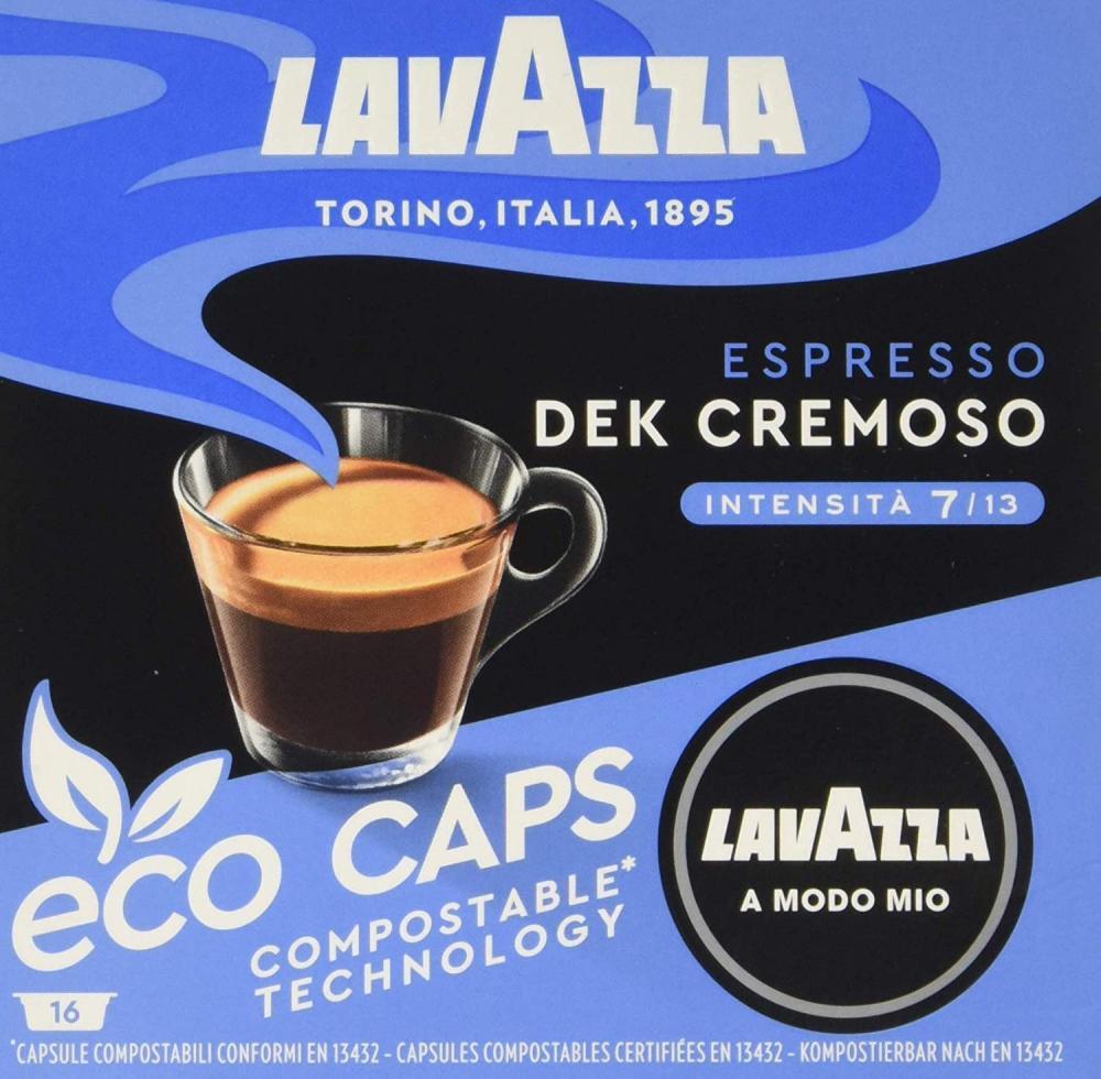 Lavazza Espresso Dek Cremoso 120g
