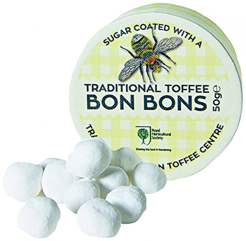 RHS Gourmet Candy Company Toffee Bon bons 50g