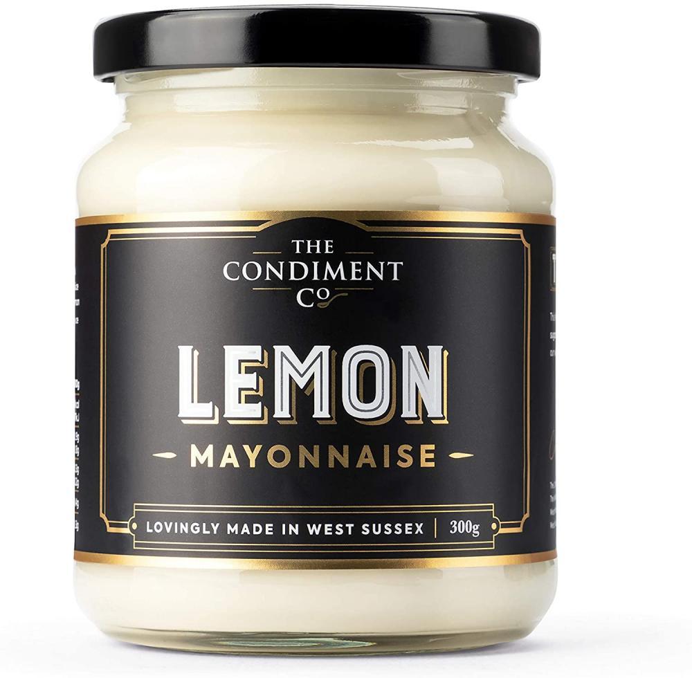 The Condiment Company Lemon Mayonnaise 300 g