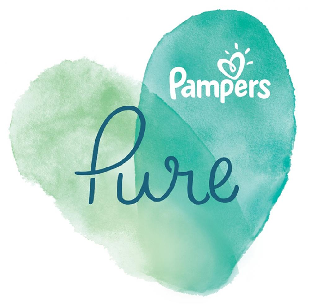 Pampers Pure Protection Size 1 x34