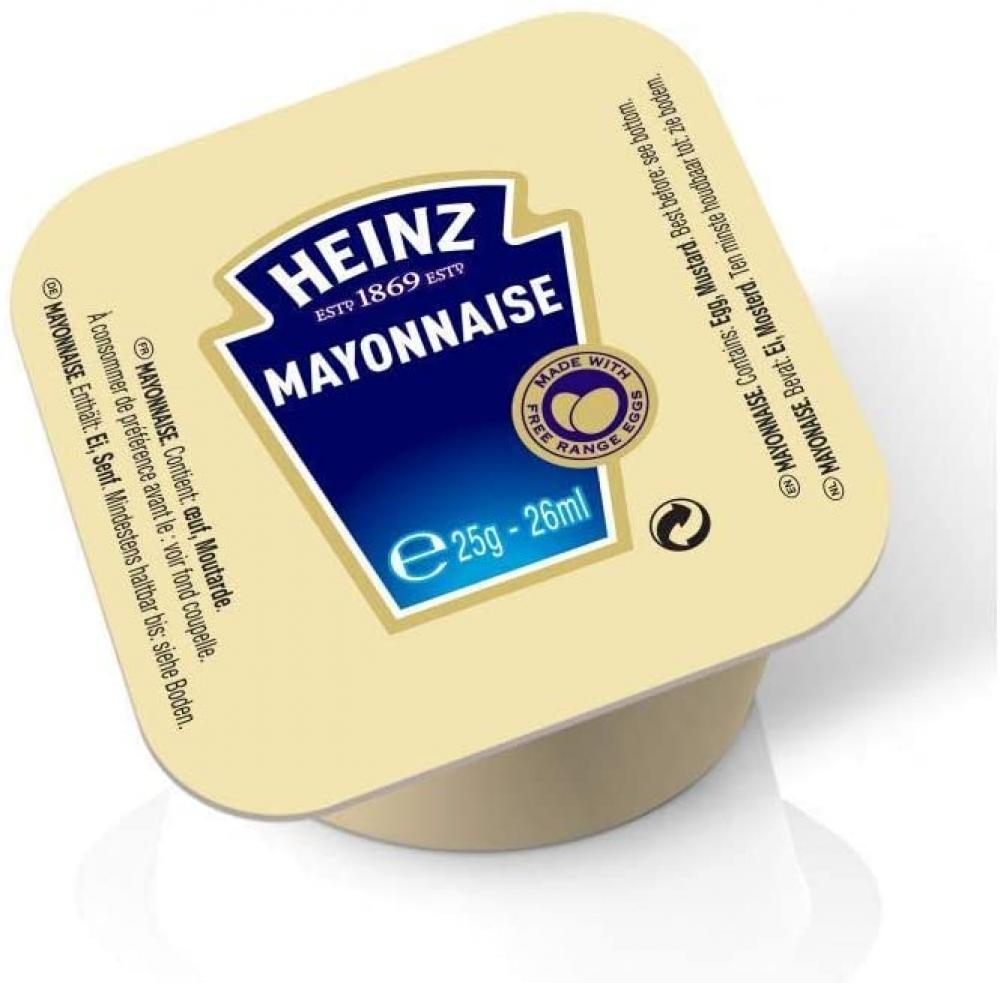 Heinz Mayonnaise from Free Range Eggs 100 x 25 g