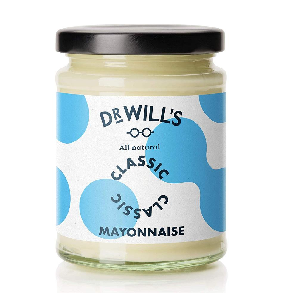 Dr Wills All Natural Classic Mayonnaise 240 g