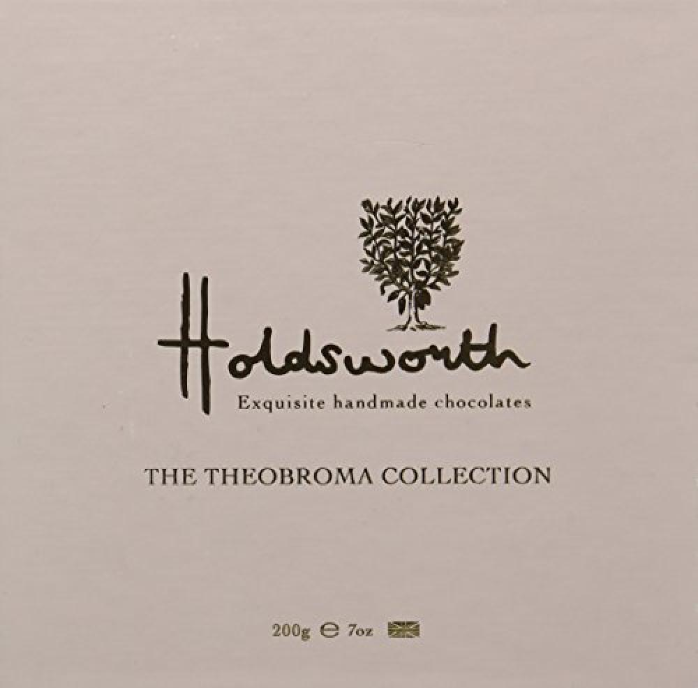 Holdsworth Exquisite Handmade Chocolates a Classic Collection of Handmade Truffles and Chocolate 200 g