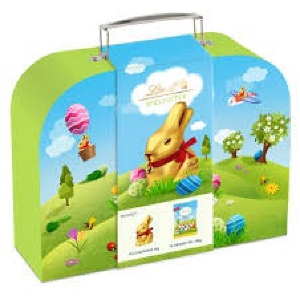 Lindt Gold Bunny Suitcase 235g