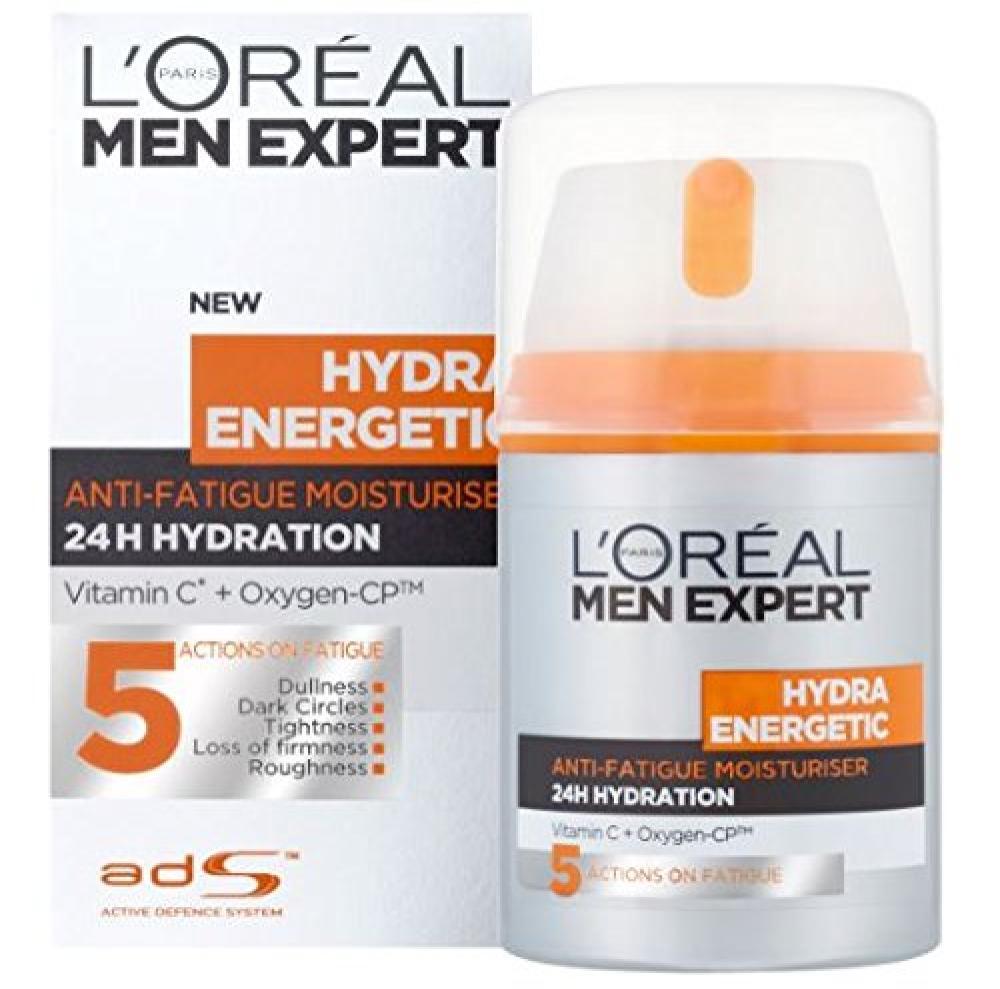 LOreal Men Expert Hydra Energetic Anti-Fatigue Moisturiser 50ml